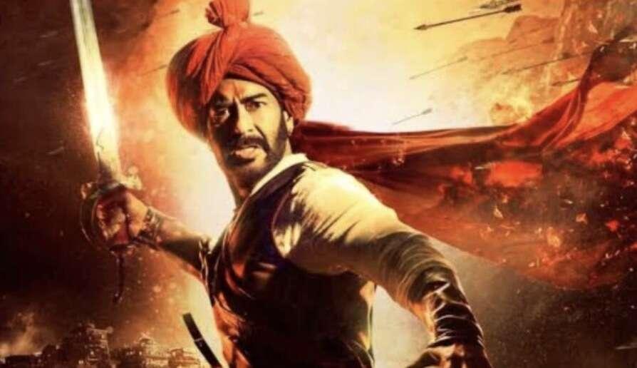 tanhaji, unsung hero, movie review, movie, ajay devgn