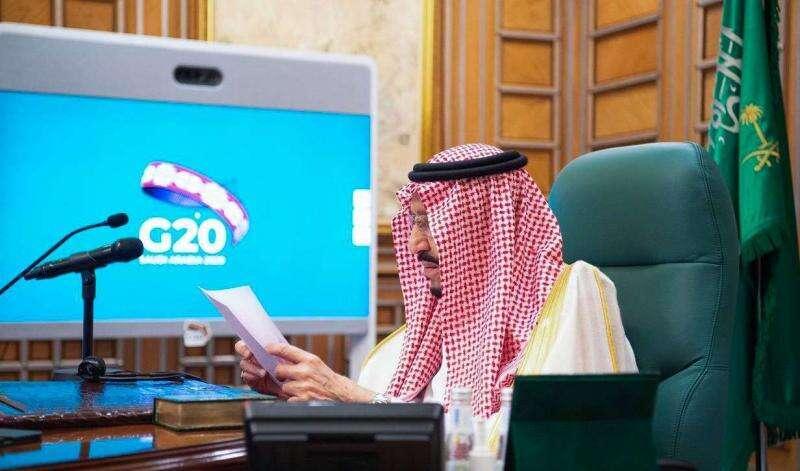 virtual G20 summit, UAE, Saudi Arabia, Covid-19