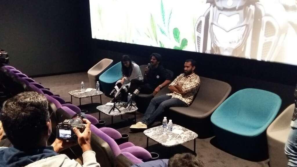 Dulquer: Varane Avashyamund is a movie for everyone