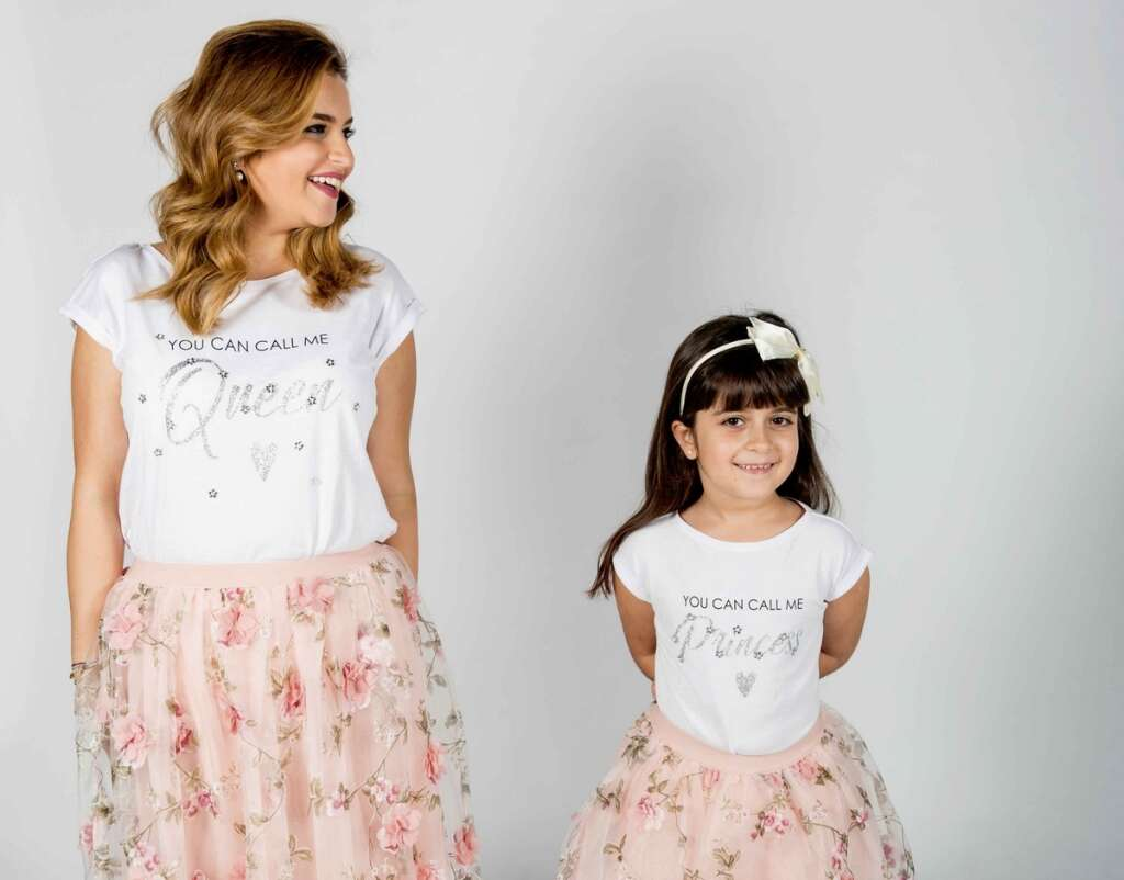 2e8b42b24e Coordinated parent-child clothes are actually bringing families closer  together