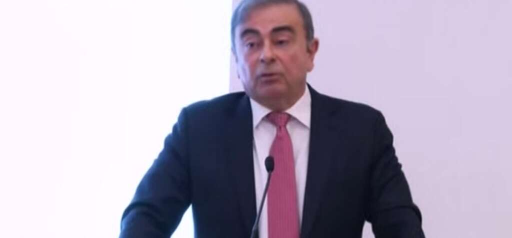 Carlos Ghosn, Nissan Motor, Renault, Mitsubishi