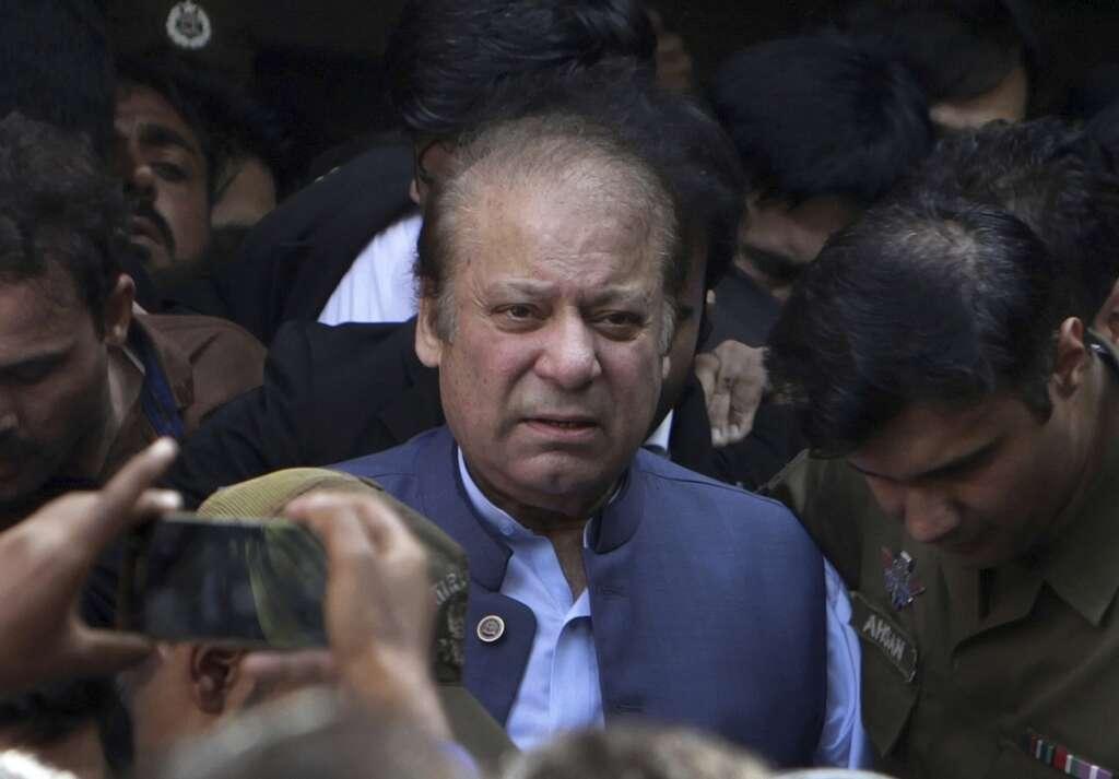 Pakistan, Nawaz Sharif, Al Azizia case