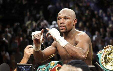 Boxing legend Mayweather to pay for George Floyd funeral: report