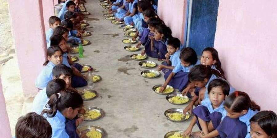 National Education Policy, Mid-Day Meal in Schools, breakfast