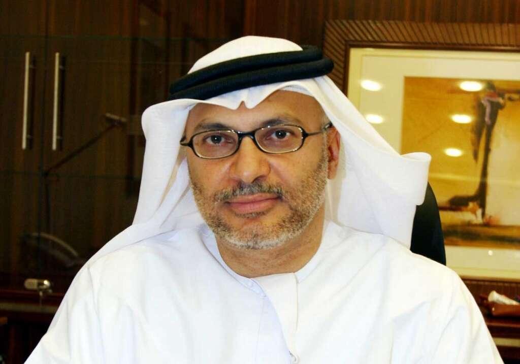 Qatar hiding behind sovereignty, says Gargash - Khaleej Times
