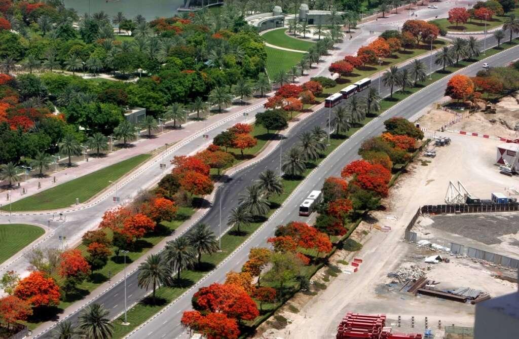 Dubai Municipality to double greenery in Dubai in 5 years