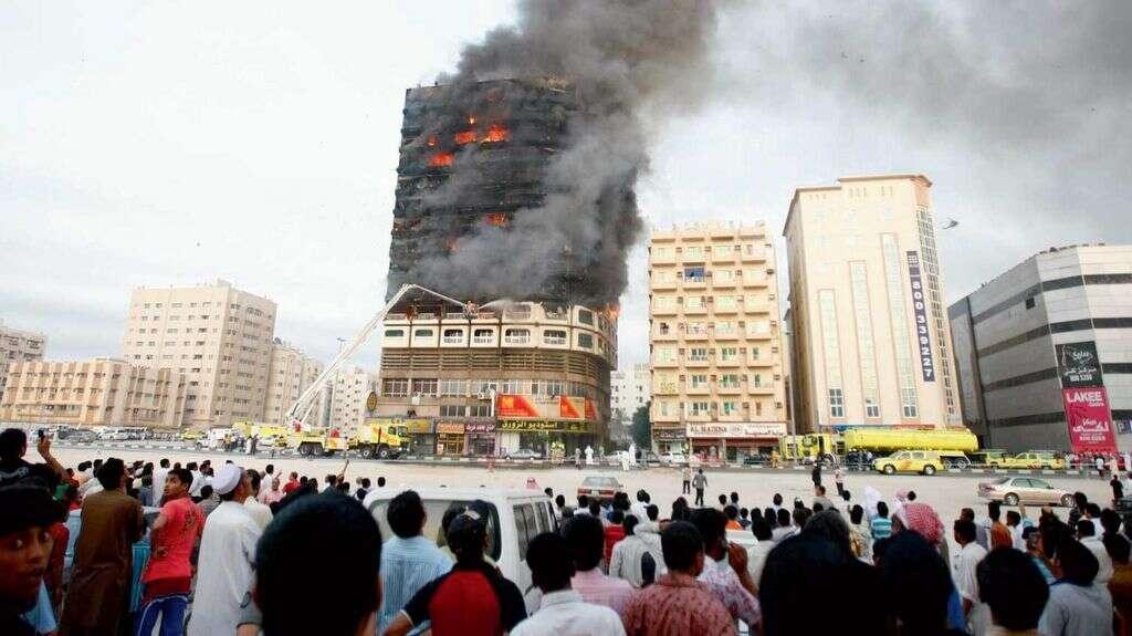 New fire resistant panels to cut fire incidents - Khaleej Times