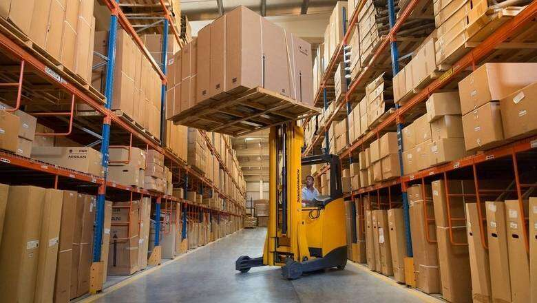 Warehousing space sees strong increase in market activity