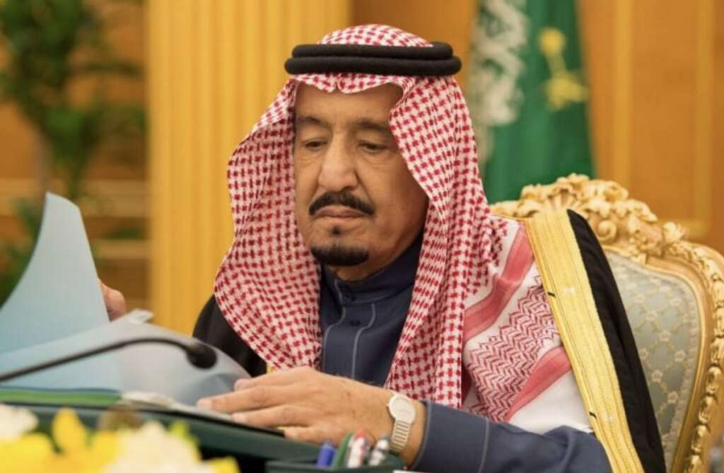 Combating, Covid-19, Saudi king, earmarks, $2.4 billion, pay, private-sector workers,