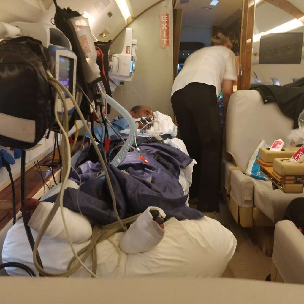 KT impact: Indian community in UAE helps airlift 66-year-old visitor