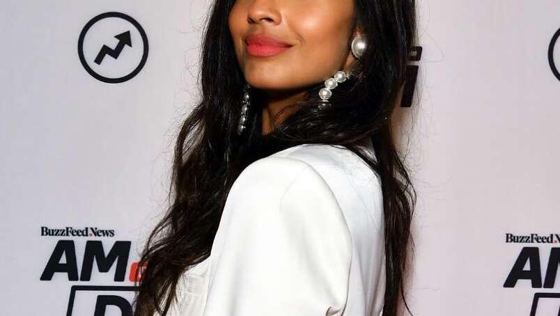 Jameela Jamil, traffic, actress, Hollywood, Bollywood
