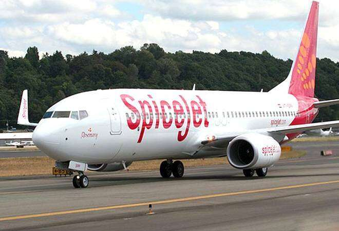 spicejet planes grounded