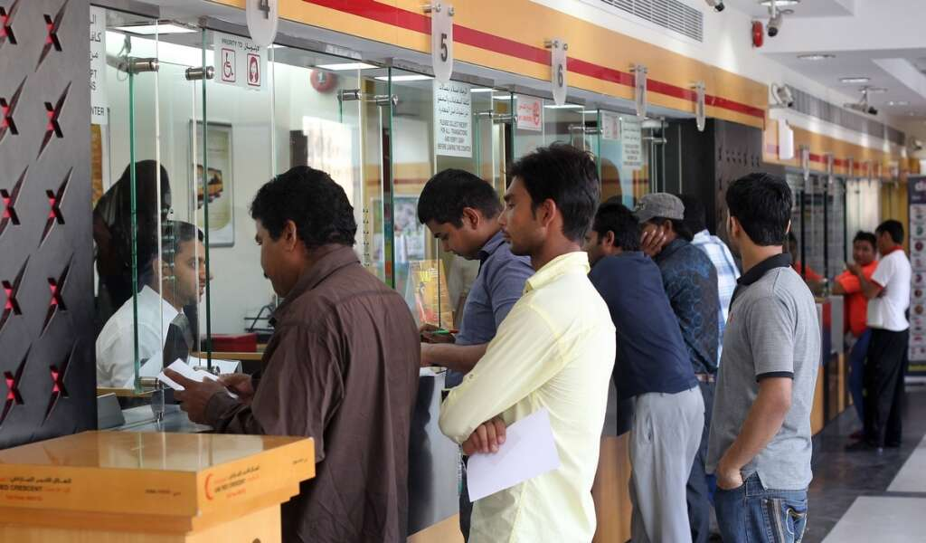 Remittances from UAE to drop