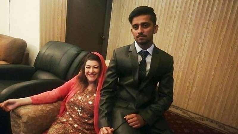Video: 41-year-old US woman marries 21-year-old Pakistani student - News   Khaleej Times