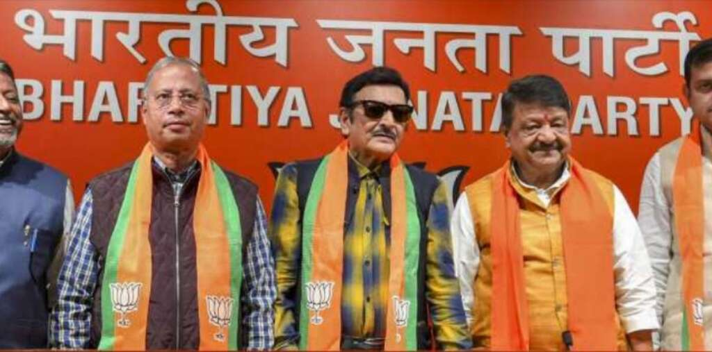Veteran Indian actor joins BJP, praises Modi