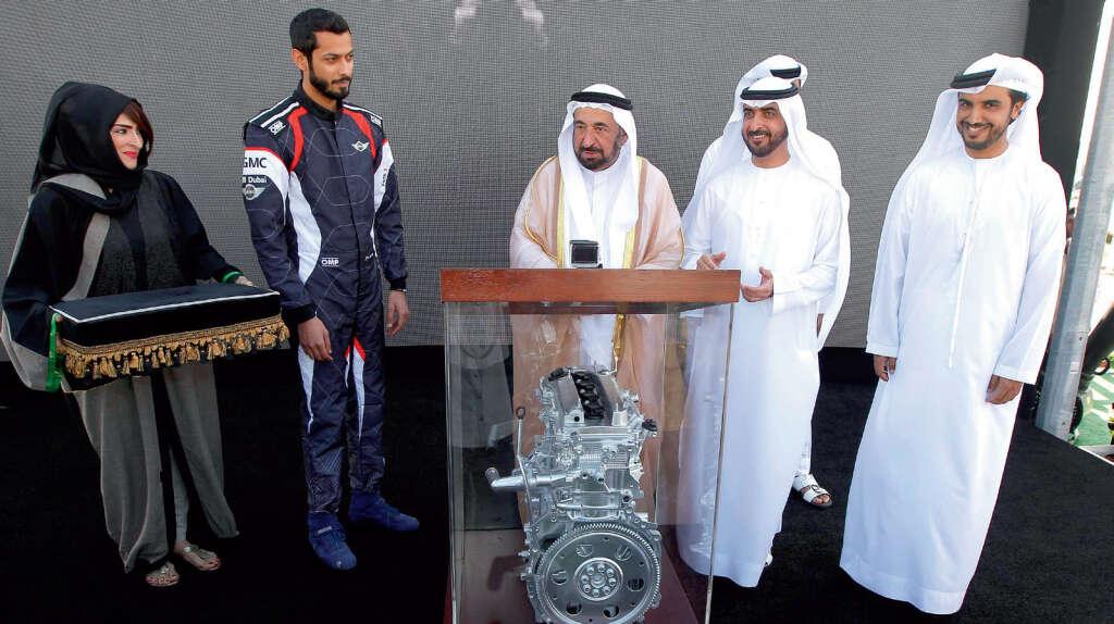 Dh250 million Sharjah used car market opens - News | Khaleej