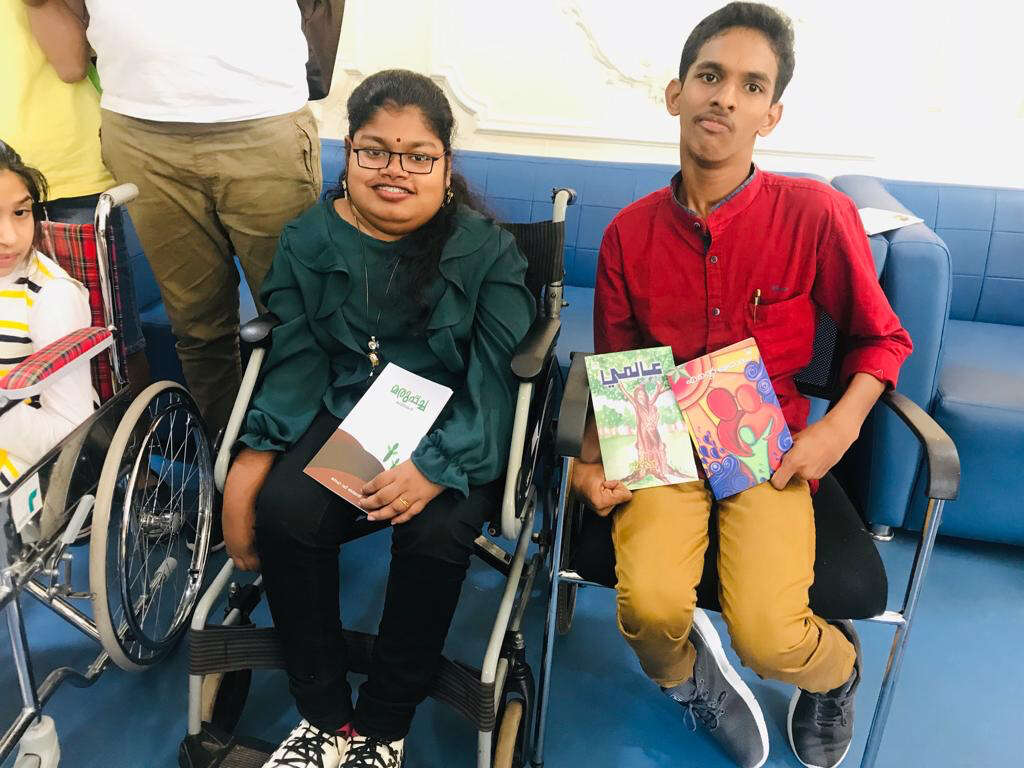 Poetry Gives Voice To Young Authors With Cerebral Palsy At