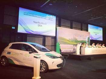 Dubai jumpstarts e-car sales: Free Salik tags, charging, parking