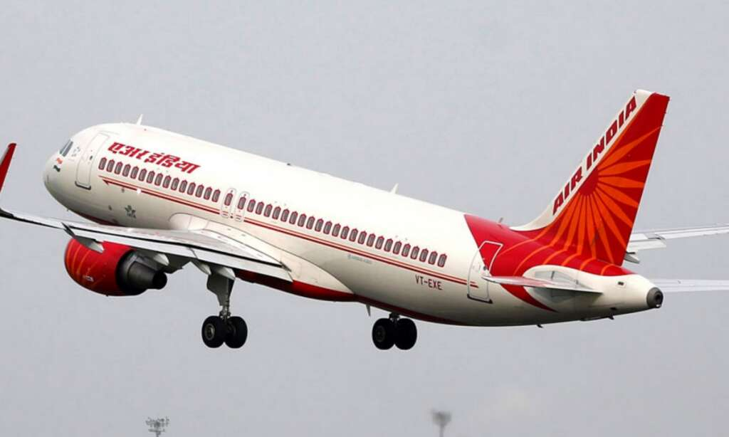 Air India starts serving food stocked from India return international flights