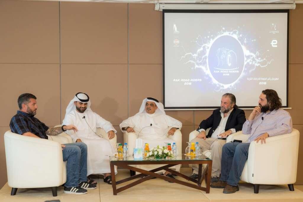Ras Al Khaimah to host four-day bike show