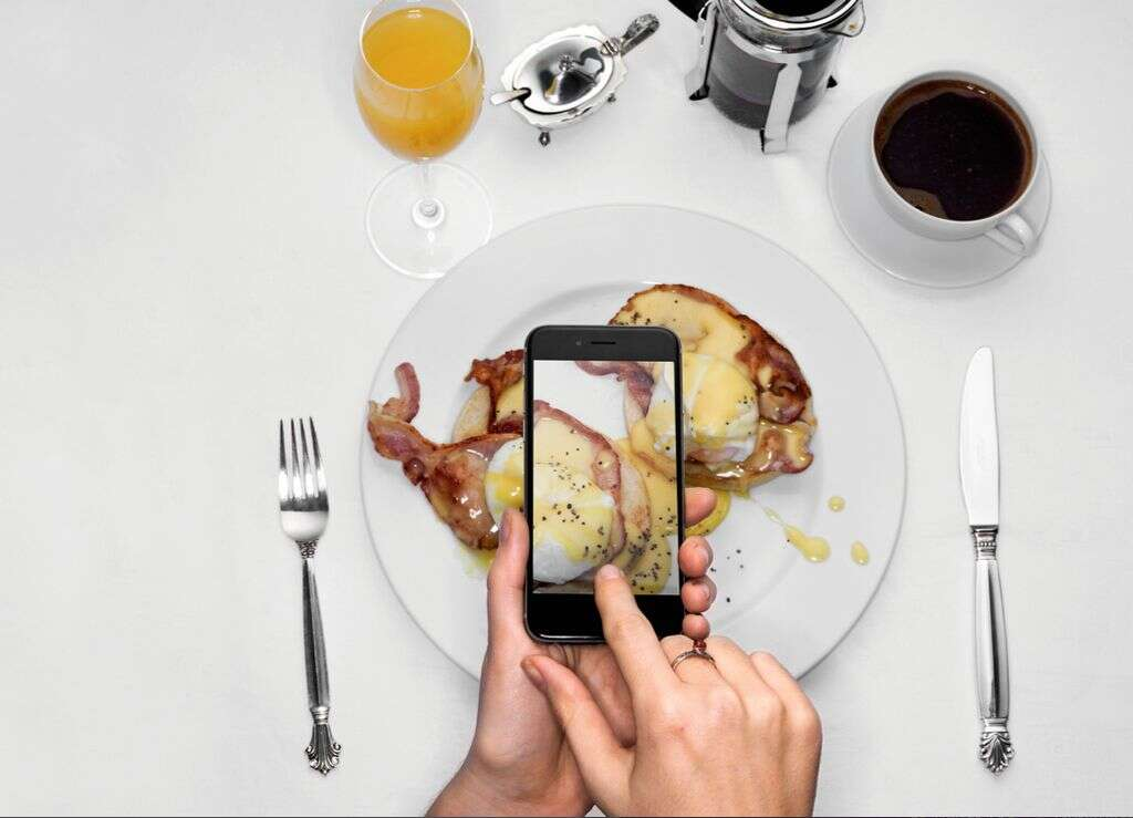 Is social media changing the way we eat?