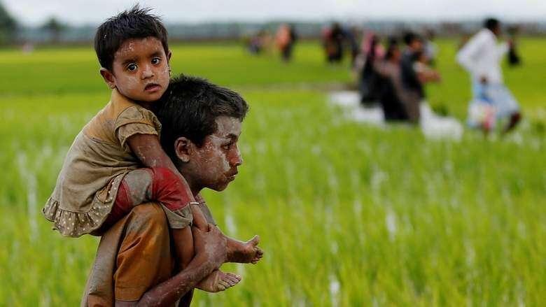 Facebook suspending accounts of Rohingya activists