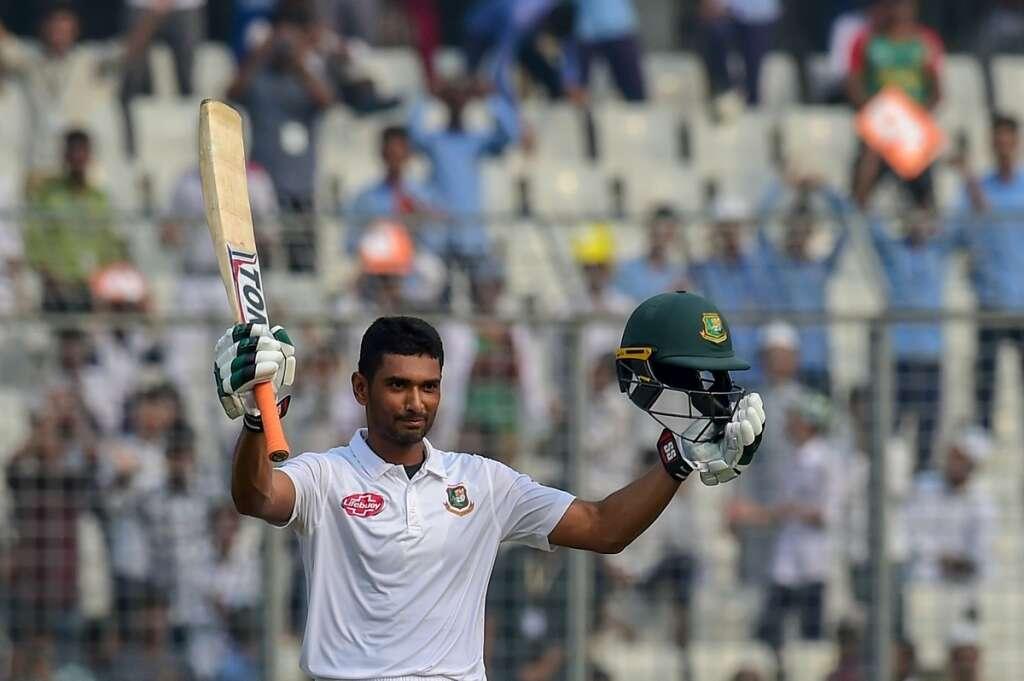 Mahmudullah, spinners give Tigers edge over Zimbabwe