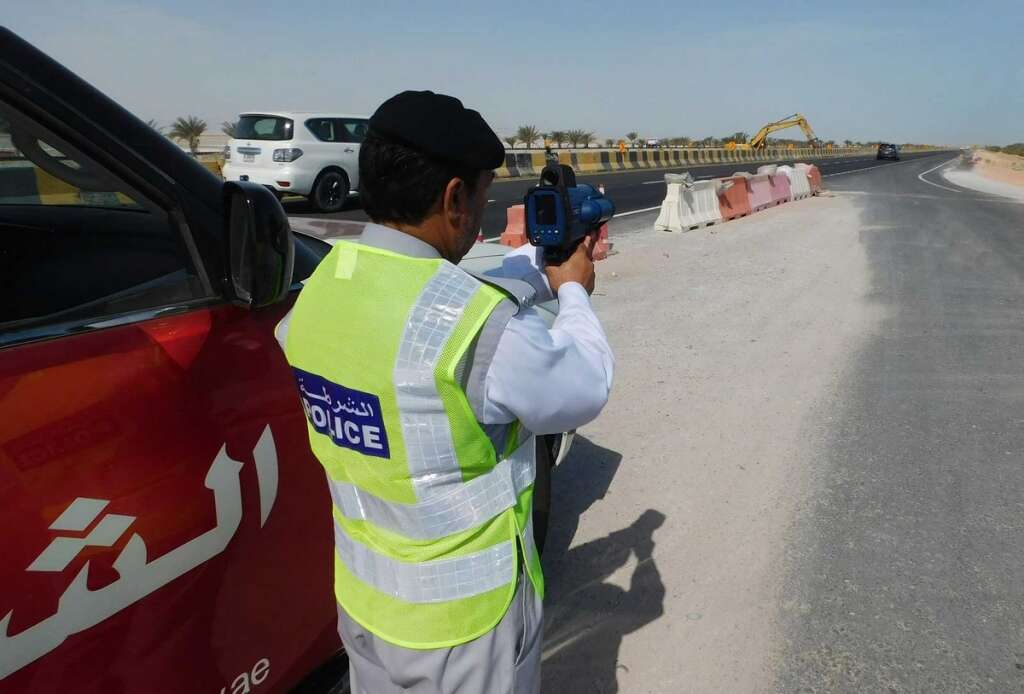 The police have been carrying out awareness campaigns since April to educate residents about the amended traffic laws.