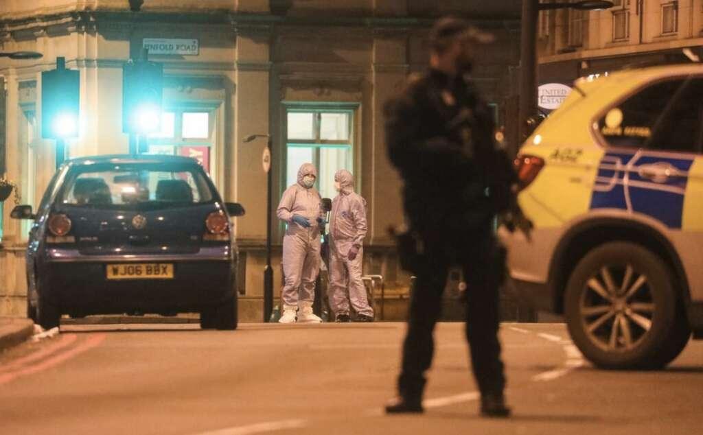 London attacker, Amman, terrorism, Sudesh Amman,