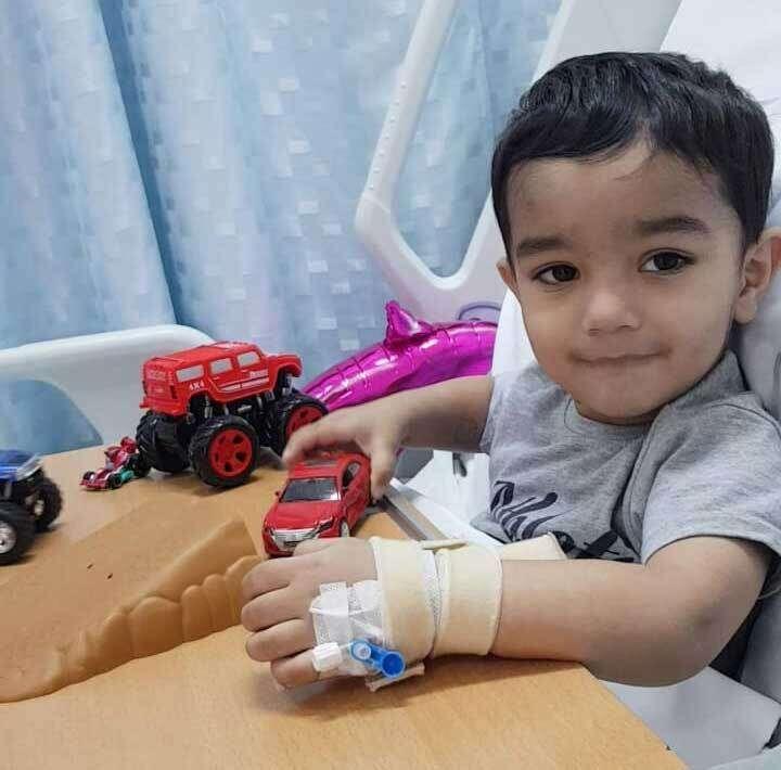 Dubai, UAE, Ajman, 2-year-old, Pakistani boy, swallow, 26 magnets, mistake, candy,