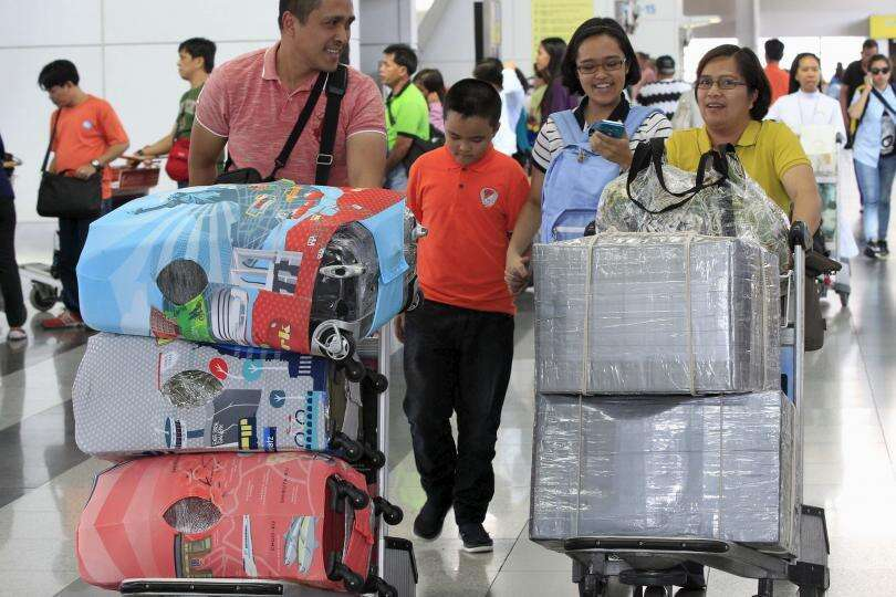 UAE Filipinos, theres a new rule on balikbayan boxes