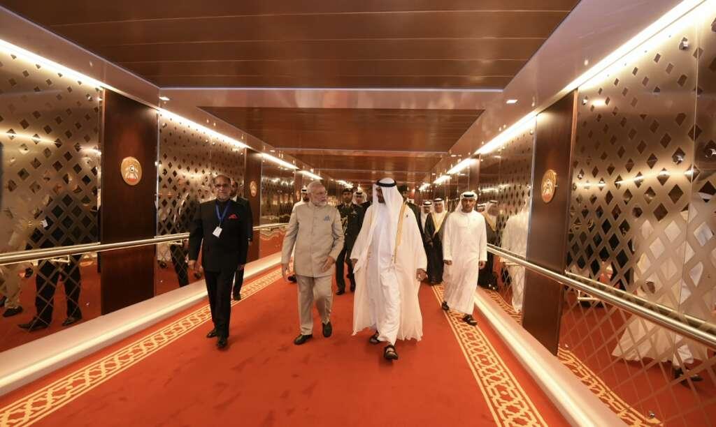 India-UAE: A multi-dimensional strategic partnership