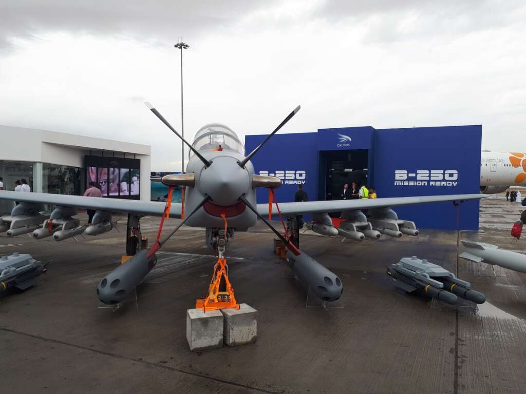 First made-in-UAE defence jet ready to take off