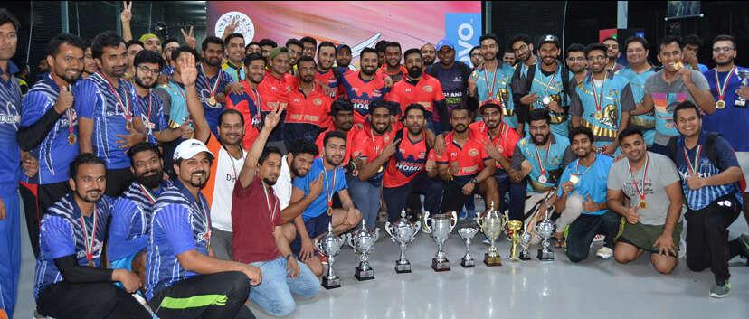 DBMSC clinch Premier Division title in Insportz Cricket