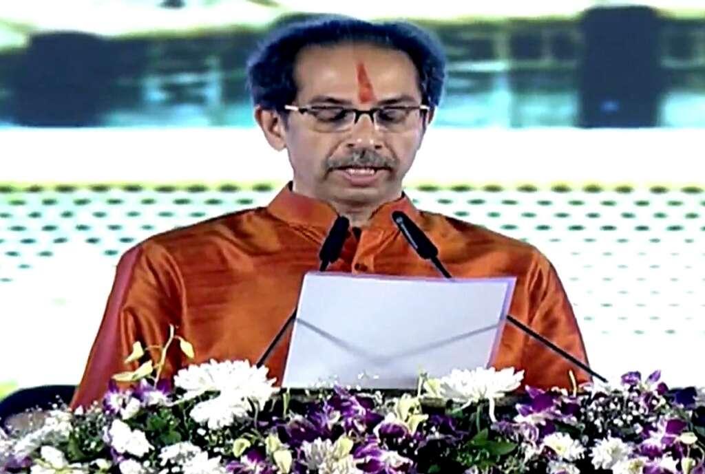 Uddhav Thackeray, sworn in, Chief Minister, Maharashtra, Shiv Sena President, Shivaji Park, Nationalist Congress Party,