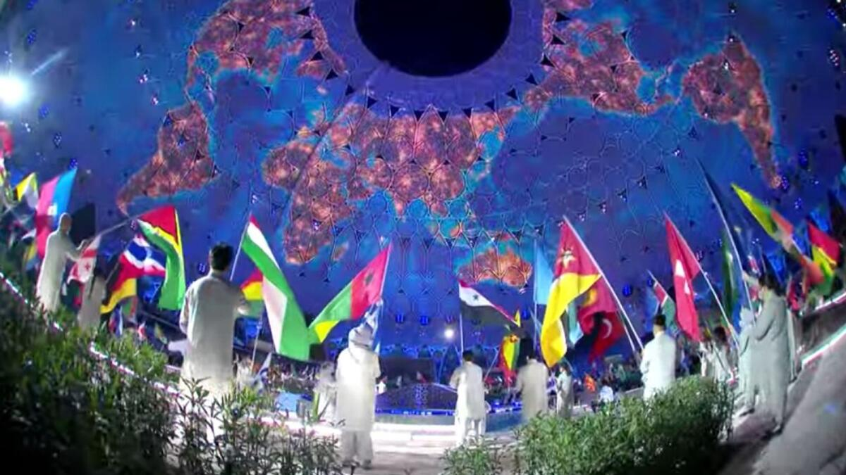 Expo 2020 Live: Are you ready for the World's Greatest Show?