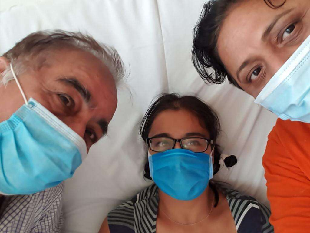 Coronavirus, Hospitalised, Covid-19, Dubai, 30-day, stay, spread cheer