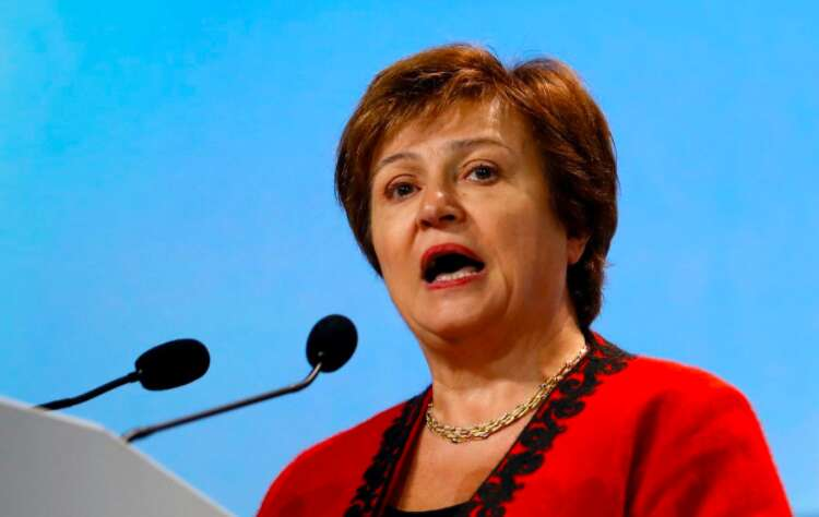 IMF, international monetary fund, covid-19, coronavirus, Kristalina Georgieva, pandemic