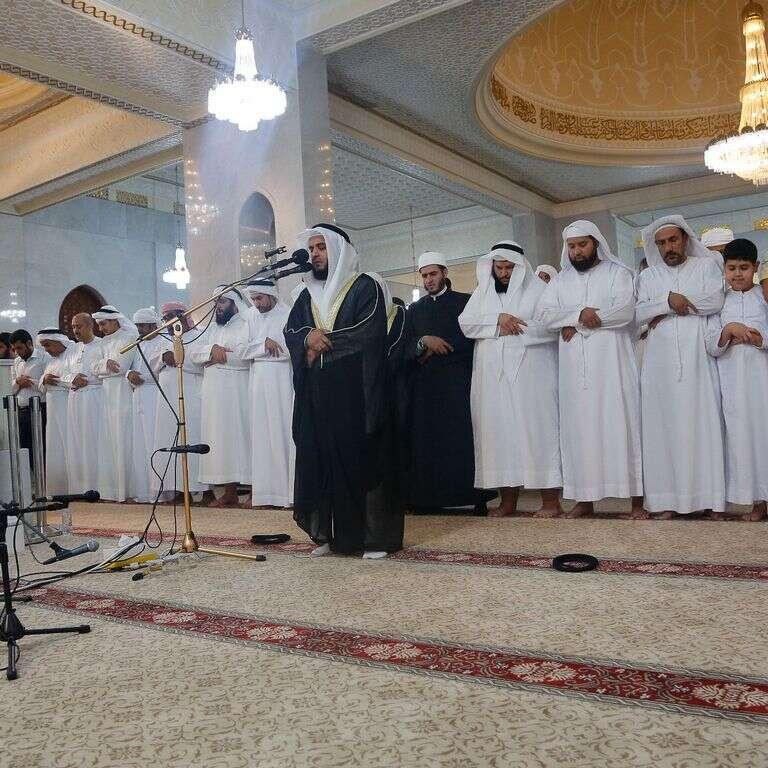 Kuwaiti imam to lead Taraweeh prayers on Friday - Khaleej Times