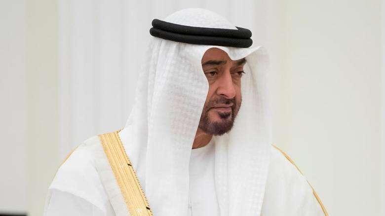 Sheikh Mohamed, Emirati, Abu Dhabi crown prince