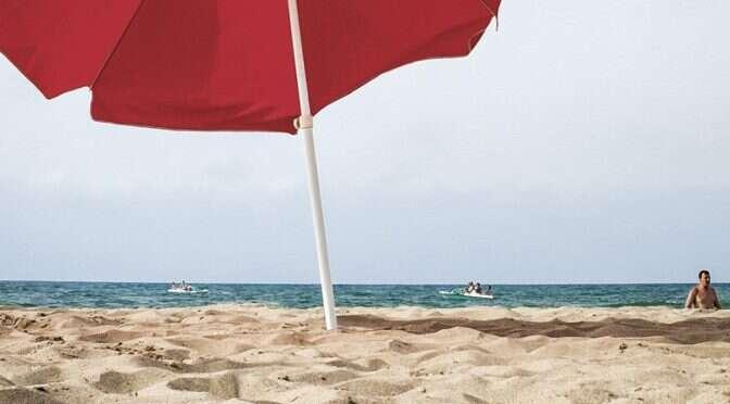 Stop swimming in danger zones, say Sharjah Police - News