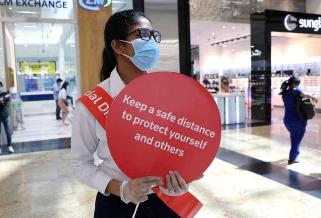Dubai, face mask, Coronavirus news bulletin from UAE: