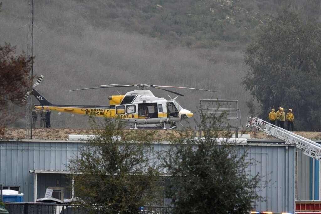 Kobe Bryant, helicopter, Bryant, Gianna