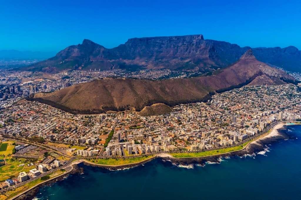 South Africa, visa free, UAE passport