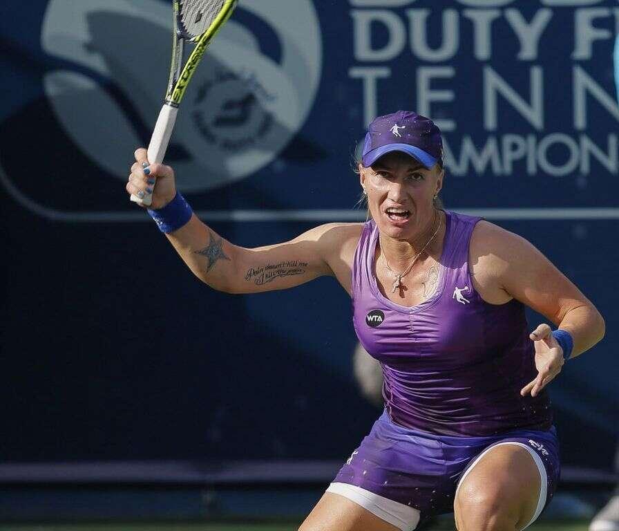Kuznetsova sets her sights on finally claiming the Dubai Duty Free Tennis Championships trophy
