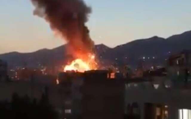 Explosion, health, clinic, Tehran, killed, at least, 19 people, Sina At-har, Iran
