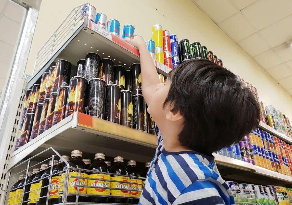 Teens in UAE use energy drinks to stay awake