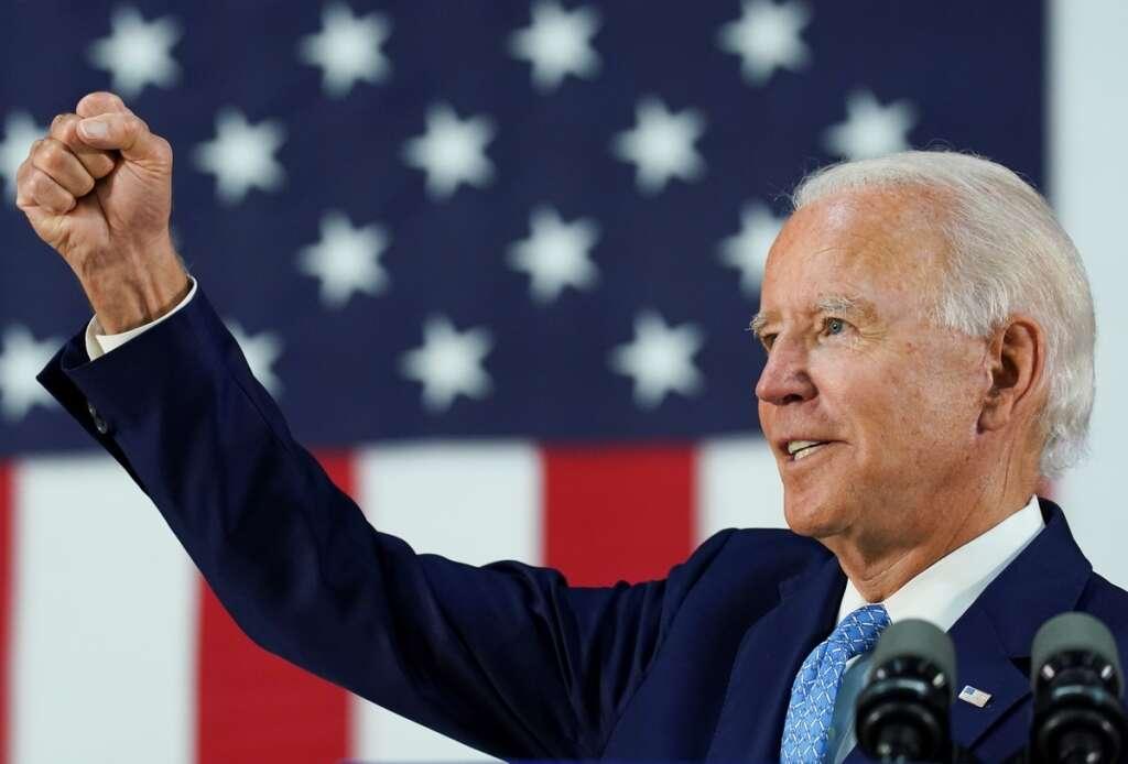 Joe Biden, no, presidential, campaign, rallies, during, coronavirus, Covid-19, pandemic, Donald Trump, United States