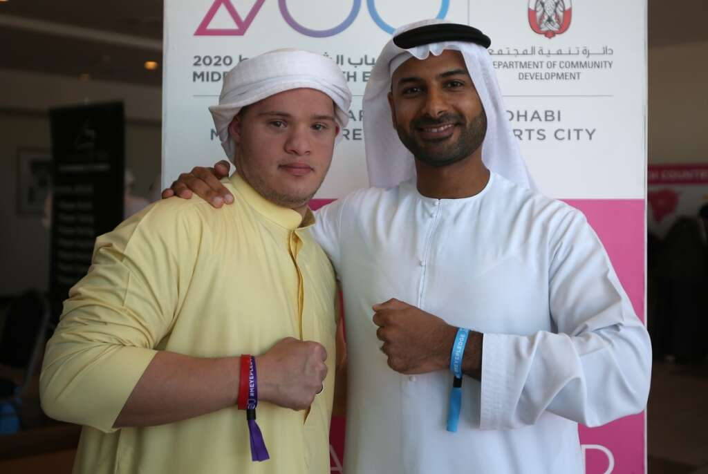 Emirati, changed, youths life, sportsman, UAE, Down syndrome
