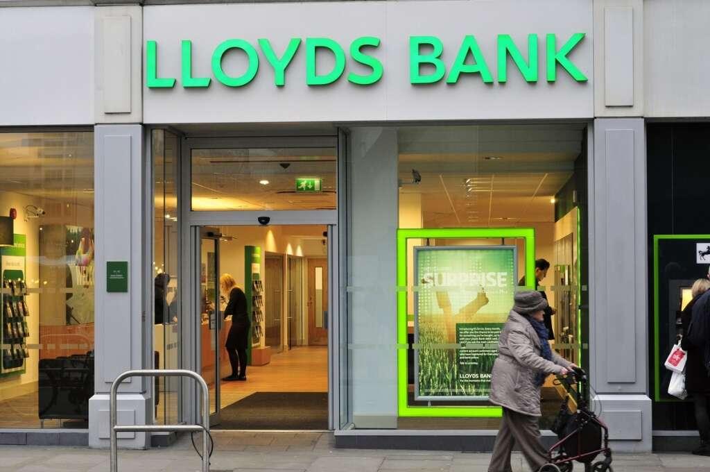 The Death And Rebirth Of Britain S Lloyds Bank Khaleej Times